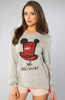 Mad Love The Hats Off To Hollywood Sweater : Karmaloop   Global