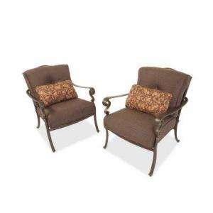 Martha Stewart Living Miramar Lounge Chair Set (2 Piece) LY58 SLC at