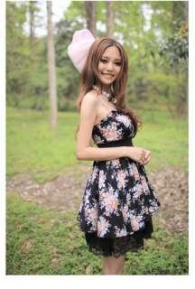 France Style Women Strapless Dress, 9616R, WHITE, sz S
