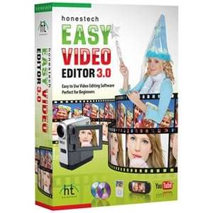 Honest Tech Easy Video Editor 3.0 Software at TigerDirect