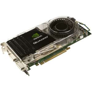 HP NVIDIA Quadro FX 4600 / 768MB GDDR3 / SLI Ready / PCI Express
