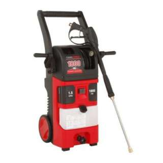 Cleanforce1,800 psi 1.5 GPM Axial Cam Heavy Duty Electric Pressure