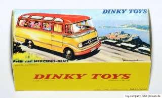 Reprobox Dinky Toys Nr. 541   Petit Car Mercedes Benz