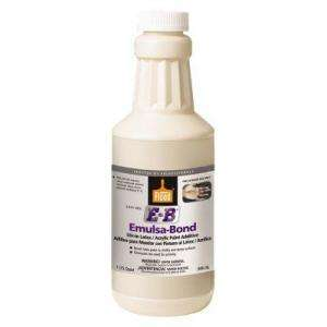 Flood E B Emulsa Bond 1 1 Qt. Acrylic Latex Off White Stir In Paint