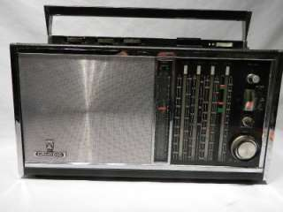 Vintage 1960S Grundig Satellit 6000 Transistor Short Wave Radio