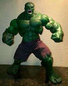 Marvel Legends 2003 Hulk Movie Rotocast Hulk