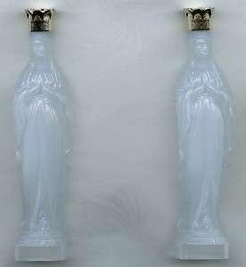Lourdes Weihwasserflasche Mutter Gottes Weihwasser Holy Water Bottle