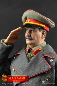 Kings Toys 1/6 scale toy Joseph Stalin 1879 1953 1/6 Scale Limited