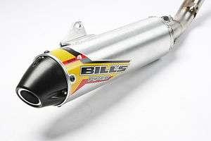 Exhaust Pipe Kawasaki KX250F KXF250 09 10 11 12 Race Slip On Muffler