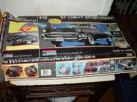 Chevy Sport coupe + 1986 Monte Carlo SS 1/12 Chevrolet #6088