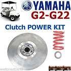 yamaha golf cart g2 g22 driven clutch high torque power