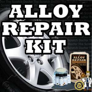 Alloy Wheel & Rim Repair Kit for MERCEDES BENZ  NEW