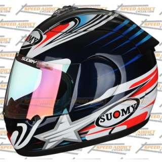 Suomy Spec 1R Extreme Dovizioso Full Face Helmet LG