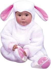 Infant 6 18 Months Infant Little Lamb Costume