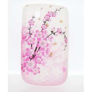 Cherry Blossom Tree Diamond Design Soft Crystal TPU Candy