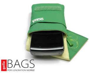 NEW GOLLA G1142 DUO GREEN SMART BAG DIGITAL CAMERA CASE BAG