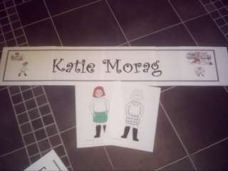 KATIE MORAG primary story teaching resource Classroom display KS1