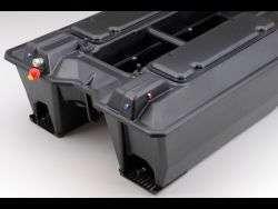 Carp Madness Futterboot Bausatz XXL 2,4 Ghz Set 1