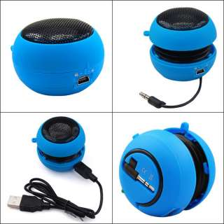 Bass Buddy Portable Travel Speaker  MP4 iPod iPhone