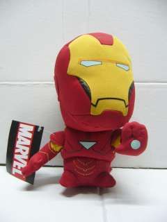 MARVEL Iron Man Peluche SD Super Deformed 20cm