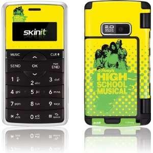 HSM on Lime Green skin for LG enV2   VX9100 Electronics