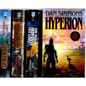Fall of Hyperion, Endymion, The Rise of Endymion): Dan Simmons: Books