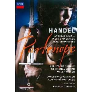 Handel: Partenope: Inger Dam Jensen, Andreas Scholl