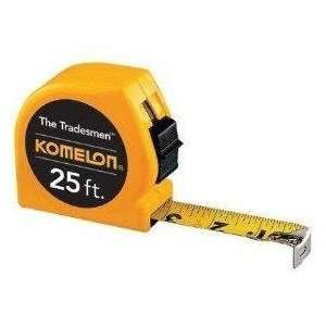 Komelon USA Corp. T3925 25 x 1 Yellow Tape Measure: Home
