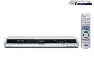 Panasonic DMR EX75 160GB DVD/HDD Recorder,Free View,Multi region,Free