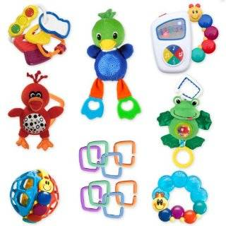 Disney Baby Einstein Teethe & Tug Pals: Flamingo: Baby