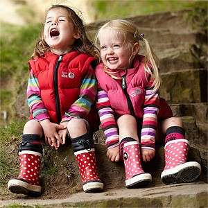 Childrens Kids Wellies Rainwear Boots Baby Size 3   Junior 12