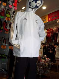 Tuta REAL MADRID 2011/2012 Adidas JUNIOR TG 12 ANNI/152 CM