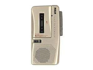Newegg   RCA RP3538 Micro Cassette Tape Recorder