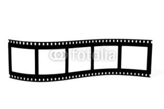 film negative positive strip curved © lidian neeleman #5953014