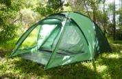 BRAND NEW 4 man person 2 room Gecko camping dome tent