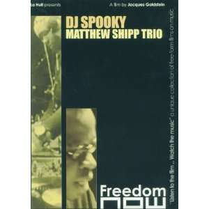 , Matthew Shipp, Guillermo E. Brown, Jacques Goldstein: Movies & TV