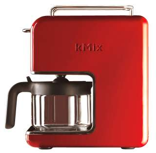 Kenwood Cm021 Kmix Coffee Maker Raspberry Red : Kenwood kMix boutique yellow coffee maker CM028