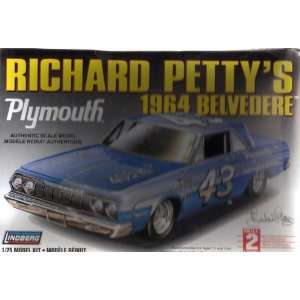 Richard Petty 1964 Plymouth Belvedere Toys & Games