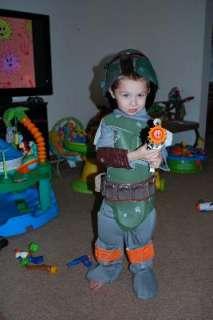 Star Wars Boba Fett Child Costume, 38654