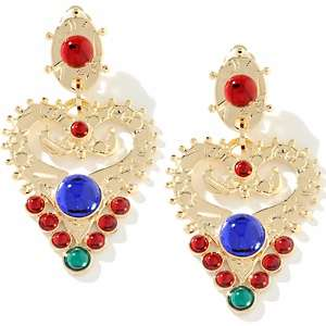 Shopping Jewelry Princess Amanda Collection Earrings Clip On Earrings