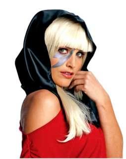 Lady Gaga Black Headscarf Adult  Wholesale Halloween TV & Movie one