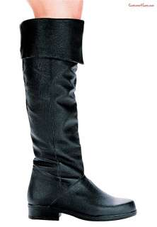 Zola Mens Pig Leather Knee High Boots