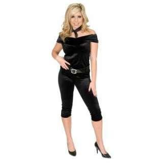 50s Dance Queen Plus Adult Costume   Includes Top, pants, belt, and