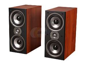 Polk Audio Monitor40 Series II Two Way Bookshelf Loudspeaker (Cherry