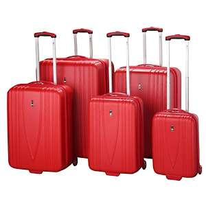 Versailles 5 piece Luggage Set by Travel Concepts