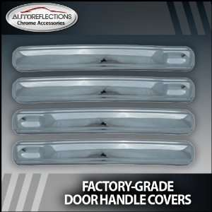2004 2011 Ford F150 pickup Chrome Door Handle Covers (4dr handles only