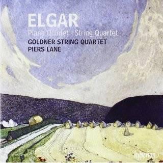 Elgar String Quartet, Op. 83 / Piano Quintet, Op. 84