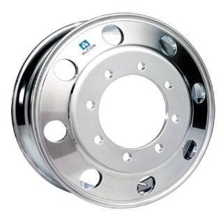 Alcoa Aluminum Wheel, 10 285.75mm Bolt Circle (Polished Outside Wheel
