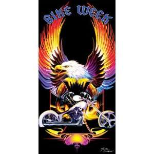 12 Bike Week Eagle Beach Towels 30 X 60 Wholesale Home