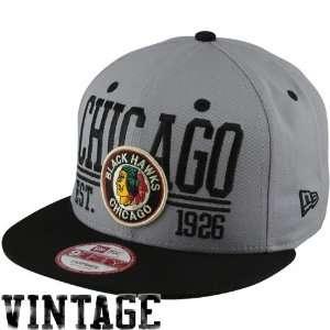 New Era Chicago Blackhawks 9FIFTY Establa Snapback Hat